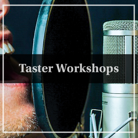 Taster vocal workshops London, taster Singing Lessons London