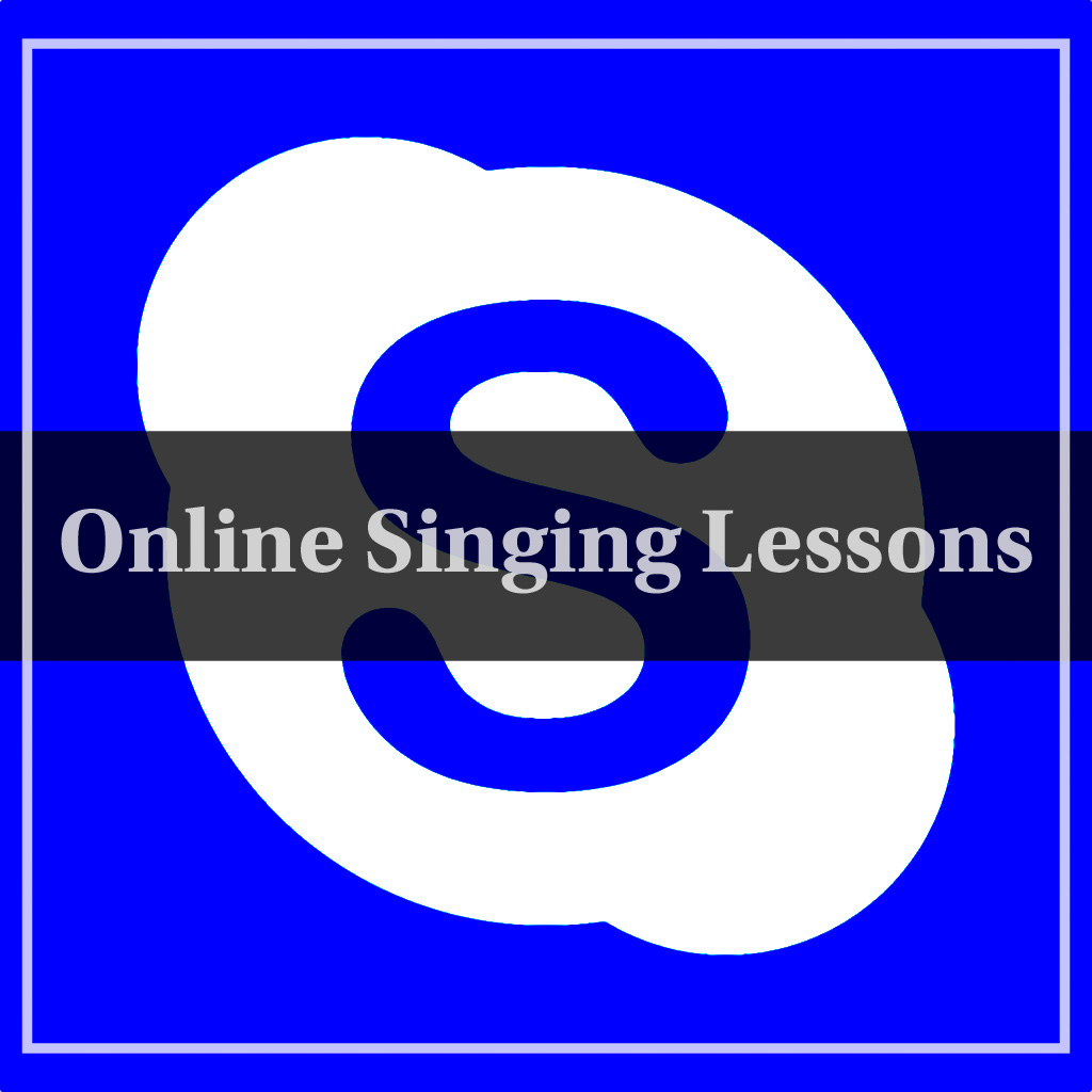 Online singing lessons, Skype Singing Lessons, virtual Singing Lessons