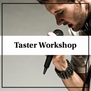 Taster Singing Lessons, Taster Singing Class