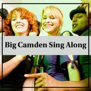 group singing, singing London, singing Camden